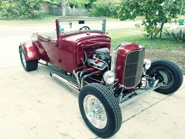 Photo 1930 Ford Roadser,Hot Rod - $32,000 (Sabastian)