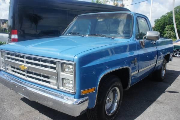 Photo 1986 Chevy Silverado C10 - $24,995 (Lantana)