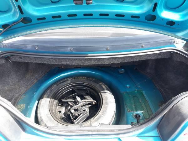 Photo 1995 Ford Mustang GT Convertible - $4,995 (Sebastian)
