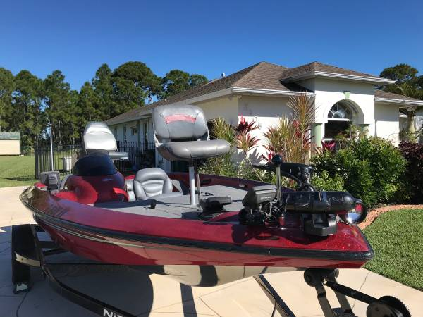 Photo 1997 Nitro Bass Boat - $5395 (PORT ST LUCIE)