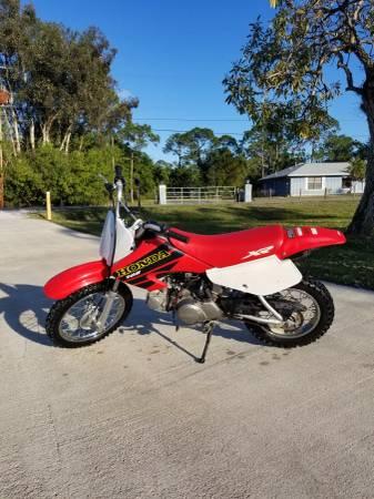 Photo 2001 Honda XR 70 R - $1,200 (Jupiter)