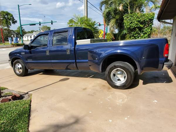 Photo 2002 f350 xlt 7.3 dually - $20,000 (PORT SAINT LUCIE)