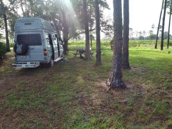 Photo 2005 Mercedes Benz airstream westfalia - $30,000 (Fort Pierce)