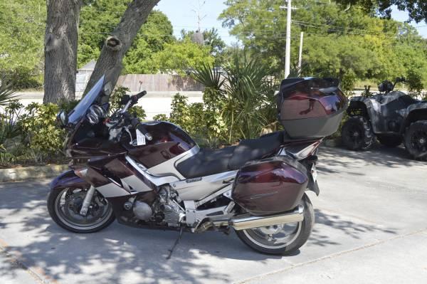 Photo 2007 Yamaha FJR1300 - $4,995 (Vero Beach)