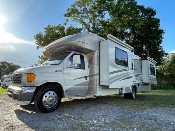 Photo 2008 Safari Damara B-Plus Series M-293TS Ford V10 - $32,500 (Lakeland)