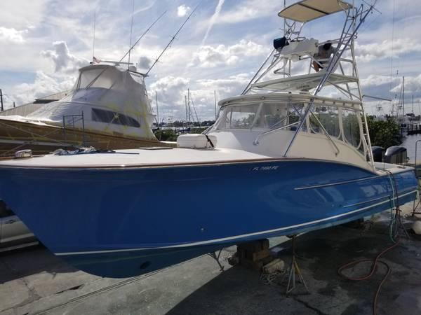 Photo 2011 OBX Boatworks 36ft Express Yamaha power - $185,000 (Palm City)