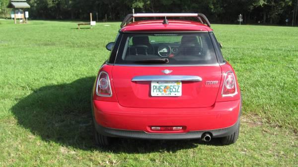 Photo 2011 mini cooper base coupe - $2,800 (stuart fl)