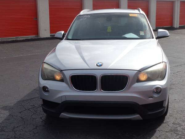 Photo 2014 BMW X1 S Drive 28I Sport Utility 4D. Leather Loaded Like New - $8000 (west palm beach)