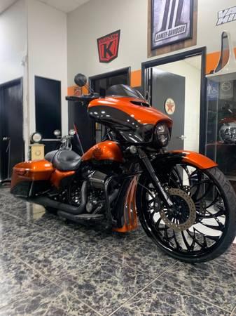 Photo 2016 Harley Davidson Street Glide Special - $33,000 (Orlando)