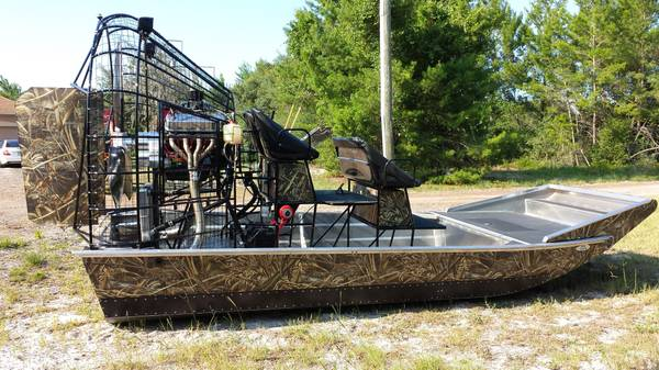 Photo Airboat - $3950