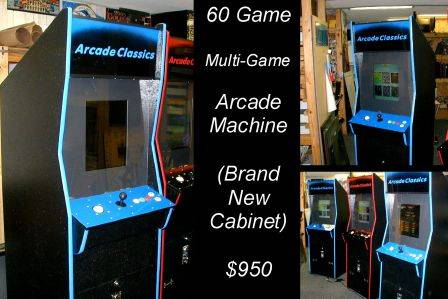 Photo Arcade Games for sale  all like new - $950 (Delivery Available)