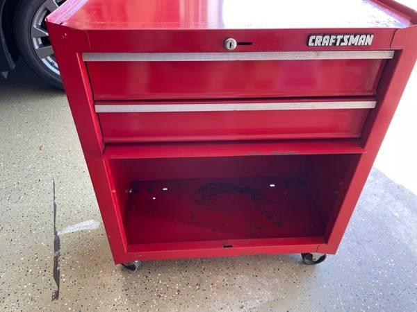 Photo Craftsman toolbox tool chest - $45 (VERO BEACH)