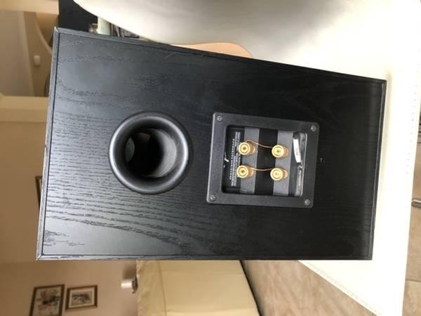 Photo DENON receiver PARADIGM speakers  subwoof HIFI complete stereo system - $285 (Vero beach)