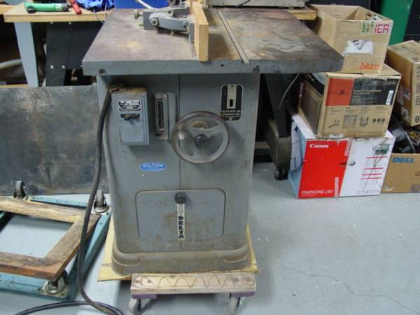 Photo Delta Rockwell shaper molder - $350 (Indiantown)