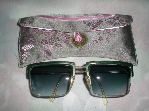 Photo ESTATE VERSACE VINTAGE SUNGLASSES AUTHENTIC  - $150 (Jensen Bch, FL)