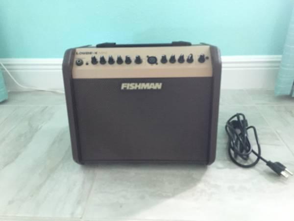 Photo Fishman Loudbox Mini - $200 (Vero Beach)