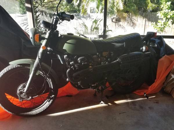 Photo Honda 1970 cl350 (title in hand) - $2500 (Fort Pierce)