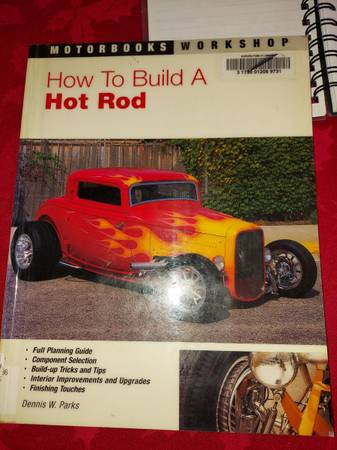Photo How to build a Hot Rod - $20 (Palm Bay)