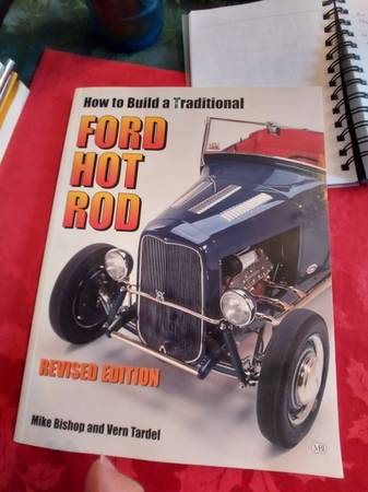 Photo How to build a traditional Ford Hot Rod - $20 (Palm Bay)