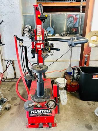 Photo Hunter Tire Changer Machine - $2,600 (Fort Pierce)