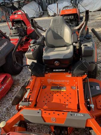 Photo Husqvarna 54quot Commercial Mower - $8,600 (Stuart Lawn  Garden)