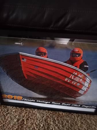 Photo Jersey Speed Skiff. JS. 00 - $16 (Port Salerno)