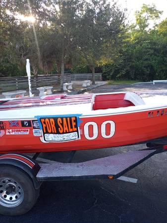 Photo Jersey Speed Skiff - $16,500 (Port Salerno)