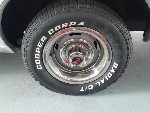 Photo Looking for chevy rally wheels - $10 (hobe sound fl)