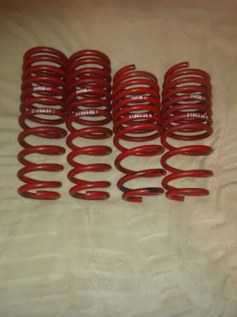 Photo Lowering springs for 92-95 Honda Civic - $120 (Port St Lucie)