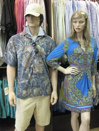 Photo Male  Female Mannequin - $150 (Palm City)
