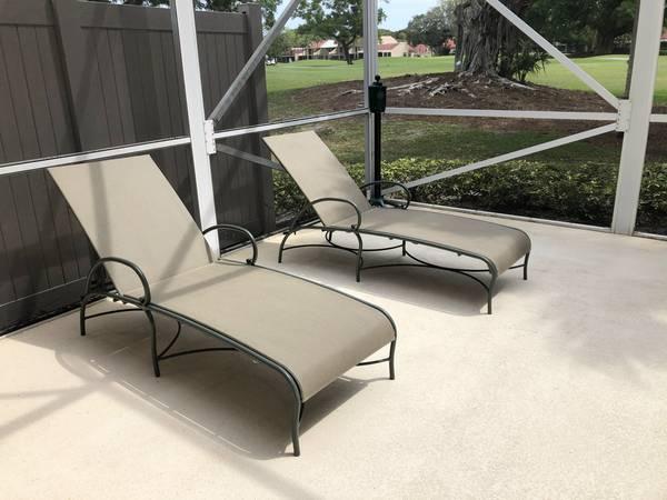 Photo Outdoor Patio Furniture - $200 (Palm Beach Gardens, FL)