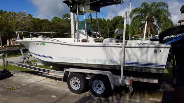 Photo REDUCED OBO Classic 89 Chris Craft 22.9 Center Console - $11,500 (PORT SAINT LUCIE)