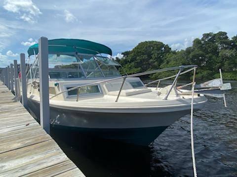 Photo Rare Fibra 28 foot fishing boat - $8,900 (jupiter)