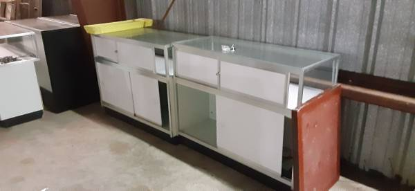 Photo Retail Display Cases. Countertop display. Lighted. - $295 (Vero Beach)