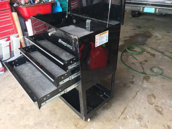 Photo Snap On tool cart - $200 (Fort Pierce)