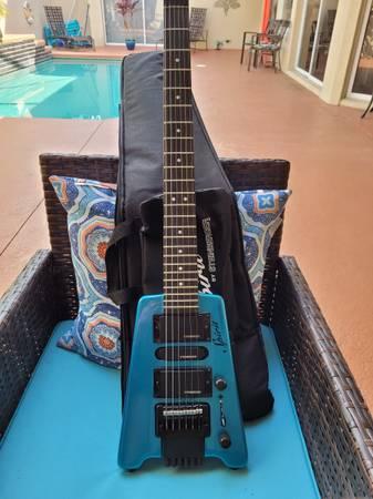 Photo Steinberger spirit guitar brand new - $319 (Port St. Lucie)
