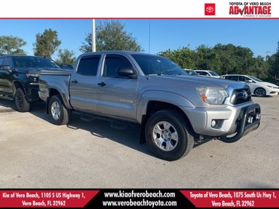 Photo Used 2014 Toyota Tacoma w TRD Off-Road Package for sale