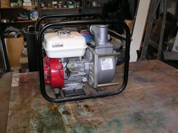 Photo Used 3quot North Star Trash Pump w Honda Engine - $500 (PSL)