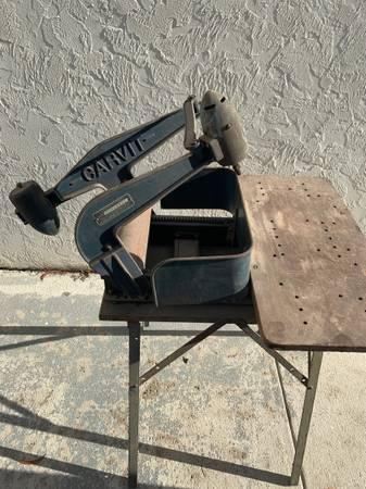 Photo Vintage Sears Master Craftsman Carvit Wood Carving Duplicator - $65 (West Palm Beach)