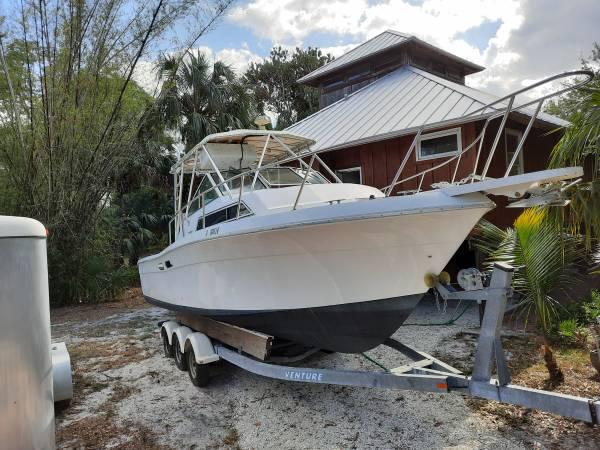 Photo Wellcraft coastal 2800 walk around - $18,000 (Stuart)