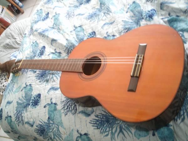 Photo Yamaha Acoustic G-50A Guitar LK - $65 (psl)