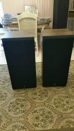 Photo Yamaha NS-A89V loudspeakers - $299 (Port St.Lucie)