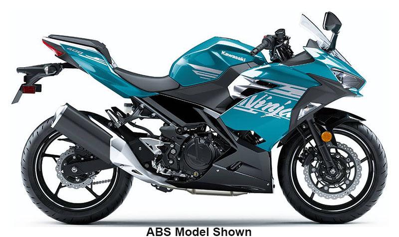 Photo 2021 Kawasaki Ninja 400 $5199