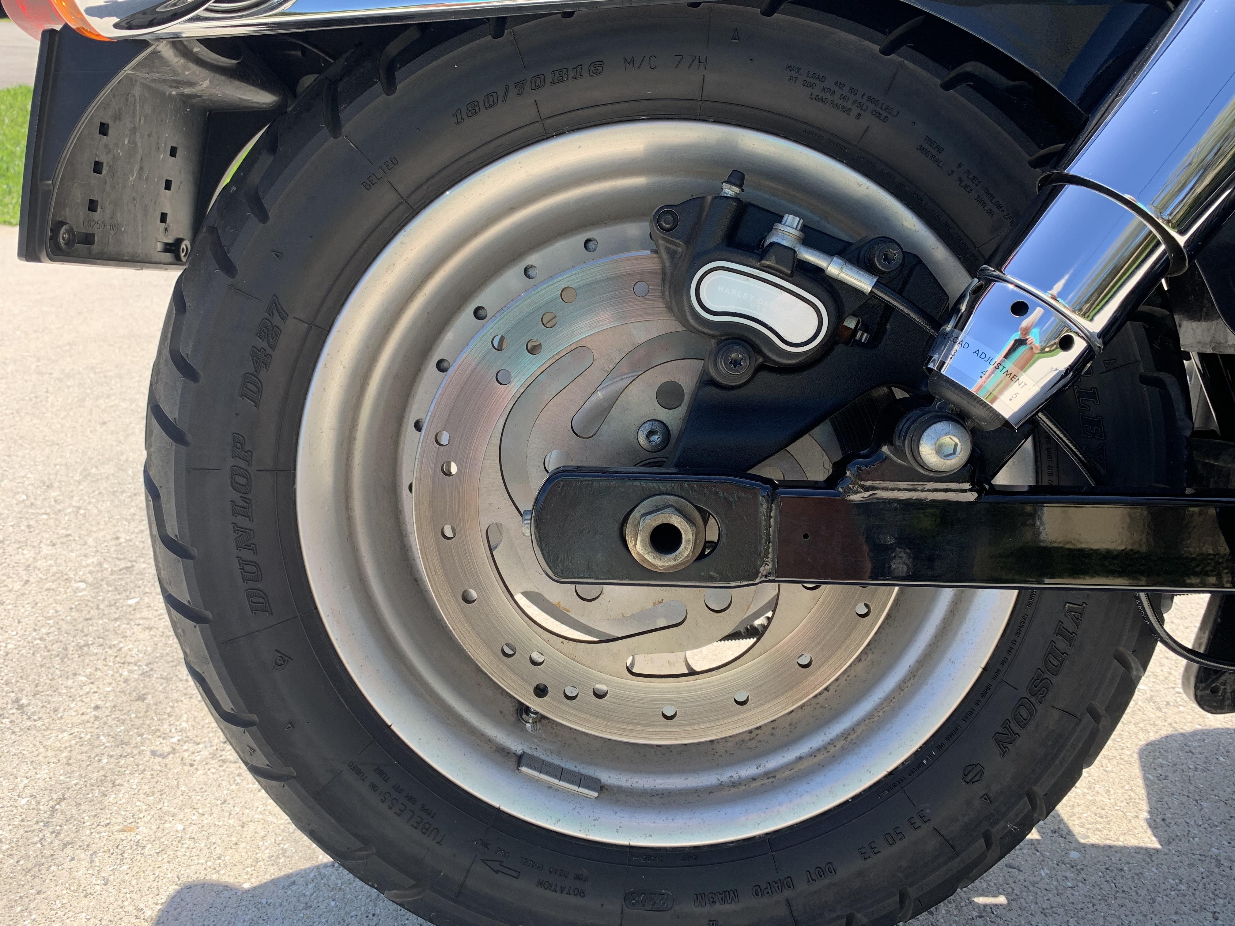 Photo 2008 Harley-Davidson FAT BOB DYNA $187.09187.09