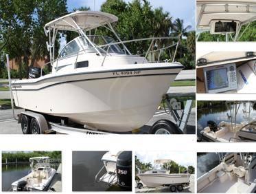 Photo boat walk around gradywhite adventrue208 - $14,520 (treasure coast)