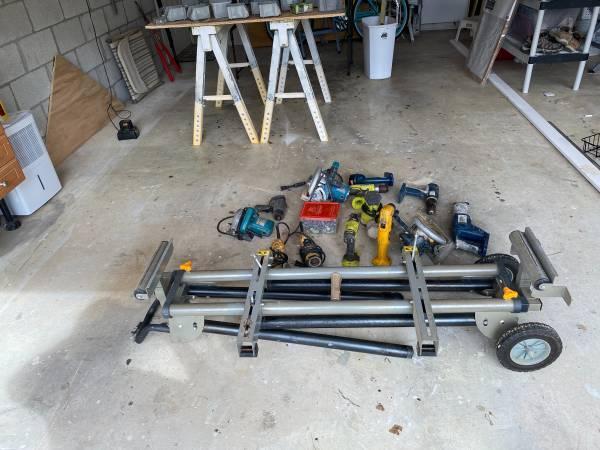 Photo used power tools - $350 (Stuart)