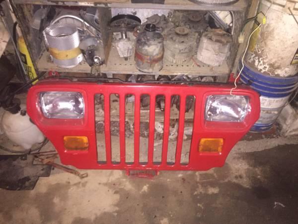 Photo 1987-95 Jeep Yj wrangler Parts (Kingsport tn)