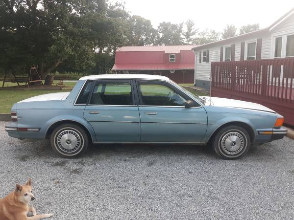 Photo 1987 BUICK CENTURY - $400 (Telford)