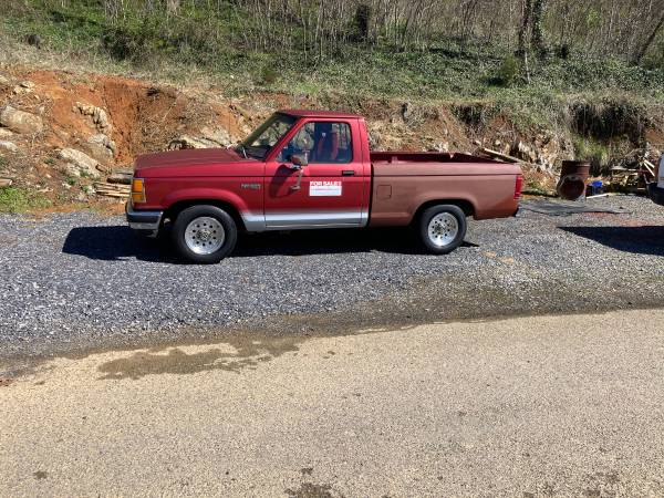 Photo 1991 Ranger 2 WD Project - $2,750 (Telford)