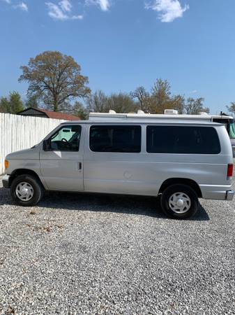 Photo 2006 Ford E-350 Cargo Van - $5,500 (Tri Cities)
